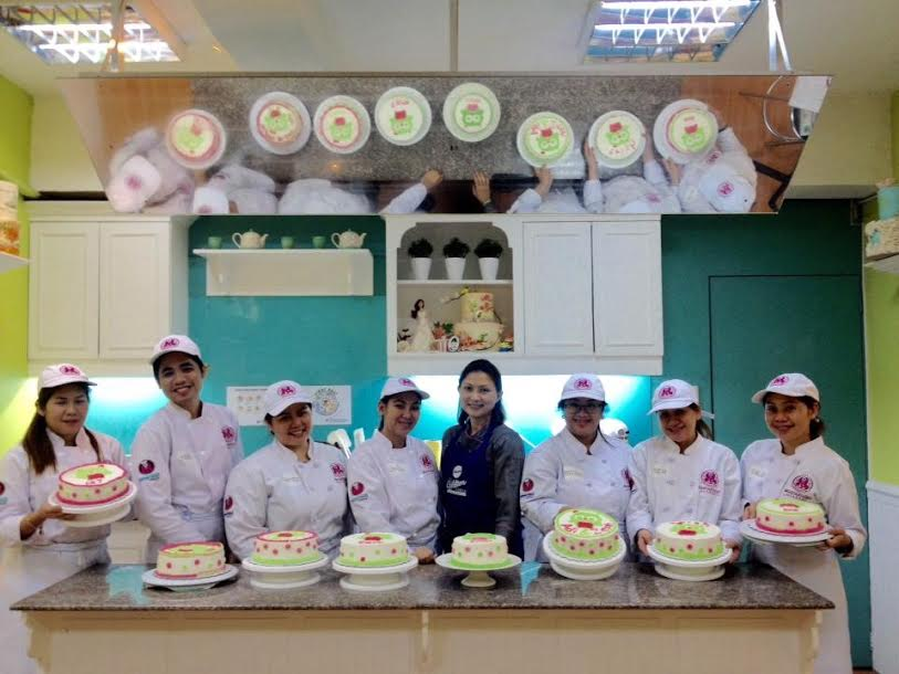 Maggie Uy: Baking and Cooking with a Mission