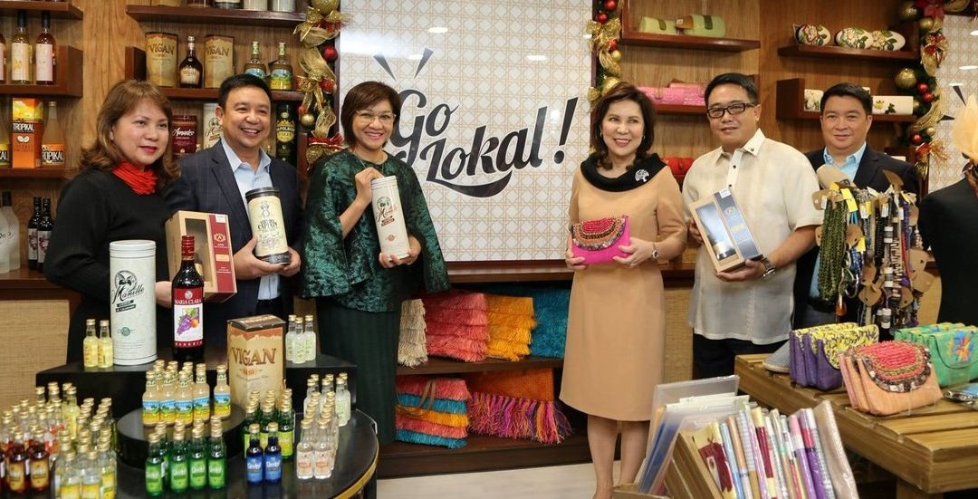 DTI, retail giants partner to open Go Lokal! stores in malls